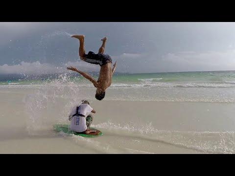 Boracay Skimboarding - GoPro HD