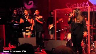 11. YOU GOT THE LOVE (Joss Stone) GLAD SANKOFA 2014 - SESSION 7