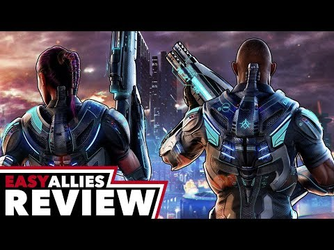 Crackdown 3 - Easy Allies Review - YouTube video thumbnail