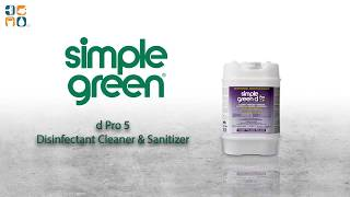 Simple Green DPro5 Disinfectant