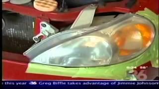 Restoring Headlamps