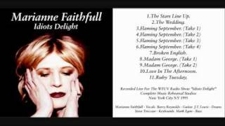 Marianne Faithfull - Madame George