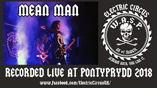 Electric Circus UK (WASP Tribute) - Mean Man (Wasp cover)