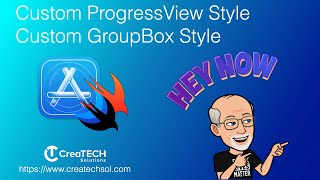 ProgressView and GroupBox Styling in SwiftUI