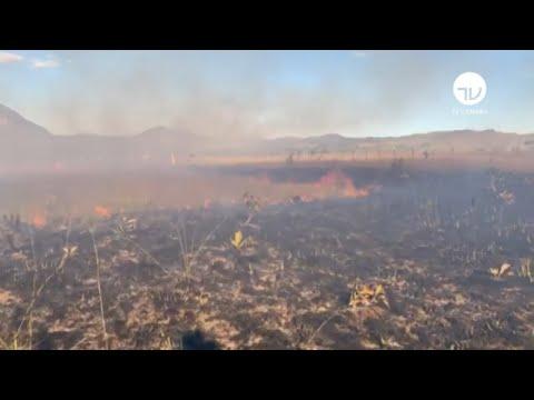 Poluição do ar entre os vários efeitos das queimadas – 11/05/21