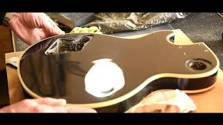 I am a Luthier - '72 IBANEZ LES PAUL TRANSFORMATION PART 1 - Mike's Guitar Workshop