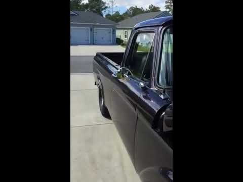1962 Ford F100 for Sale - CC-960010
