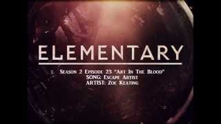 Elementary S02E23 - Escape Artist By Zoe Keating