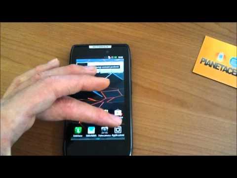 Video recensione del nuovo smartphone Motorola Razr