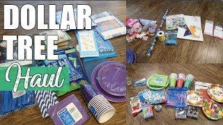 Huge$60DollarTreeHaul|FortniteBirthdayDIY,Gifts&More!