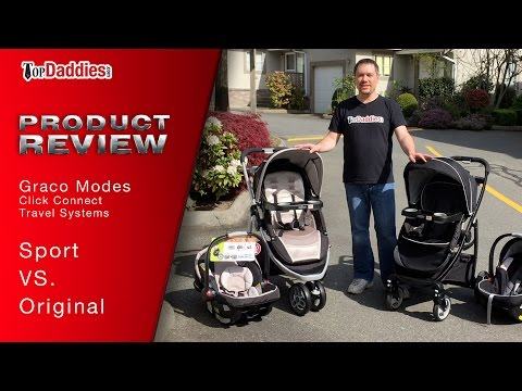 Comparision: Graco Modes Sport vs. Original Stroller Models