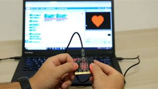 How to program a heart that beats with Micro:bit