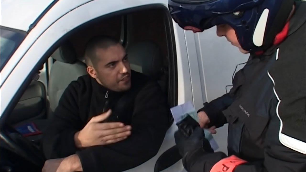 Chauffards : les fraudes du permis à points