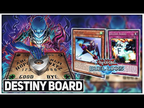 KITEROID ft. DESTINY BOARD | Brand NEW Annoying Card for Stall Deck!? [Yu-Gi-Oh! Duel Links]
