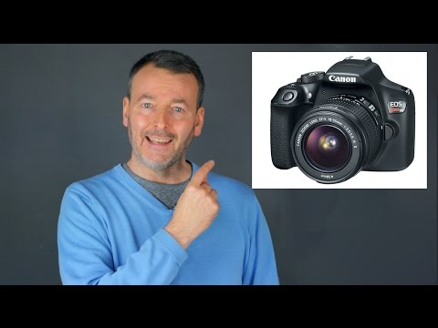 Best Canon Rebel T6 / Eos 1300D DSLR camera unboxing video | first look