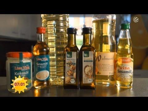 Wann nutze ich welches Öl? | Sat.1 Frühstücksfernsehen