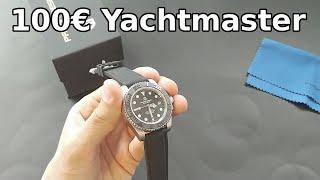 Bersigar / Pagani Design Yachtmaster   Hochwertige Rolex Yachtmaster Homage