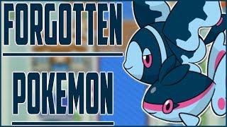 Lumineon  - (Pokémon) - Forgotten Pokémon: Finneon and Lumineon