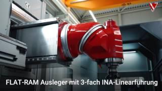 KIHEUNG LT - die lineargeführte CNC-Bettfräsmaschine