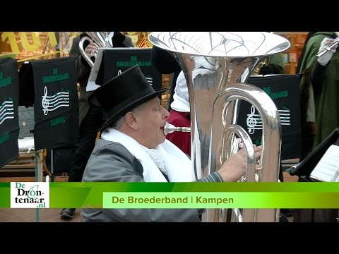 VIDEO | Dickensorkest uit Kampen zorgt voor sfeer in Suydersee