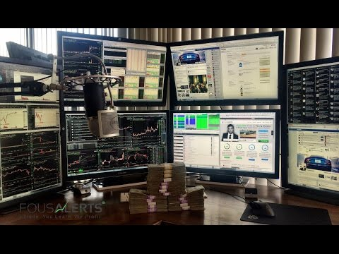 Learn How To Day Trade for Beginners with the FOUS4 Strategy