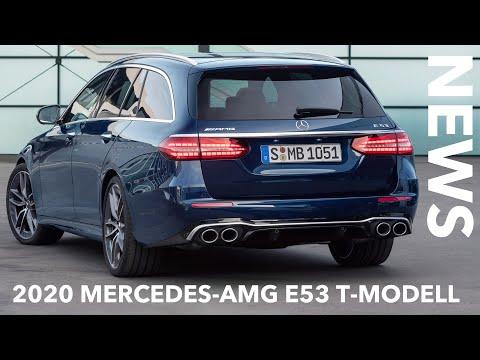 10 Fakten zum 2020 Mercedes AMG E53 4MATIC T-Modell Motor Leistung 0-100 | Das ist die neue E-Klasse