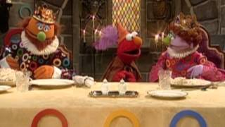 "Sesame Street: ""The Kingdom of O"" with Elmo"