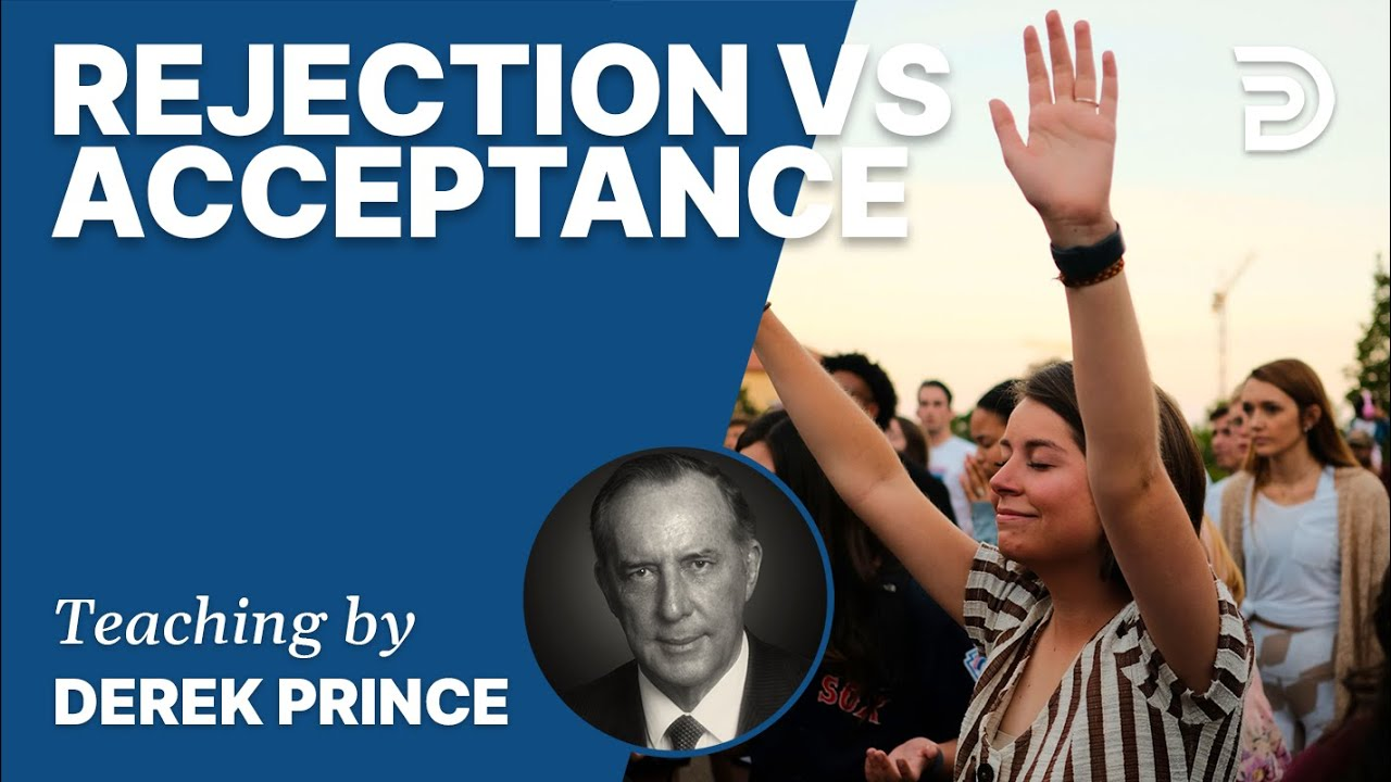 YouTube thumbnail for Rejection vs. Acceptance / Old Man vs. New Man