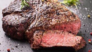 Best Steak EVER! 1000 degrees Big Green Egg #BGE