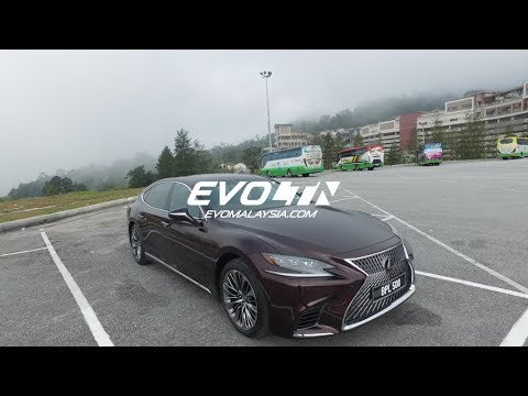 2019 Lexus LS500 Review: The Wheels and The Doors alone costs a Lexus ES250 | Evomalaysia.com