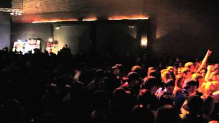 """Anti-Flag performs """"This Machine Kills Fascists"""" at Nile Theater"""