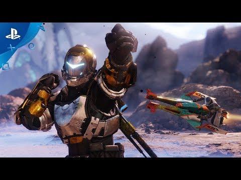 Destiny 2 – Refer-A-Friend Trailer   PS4