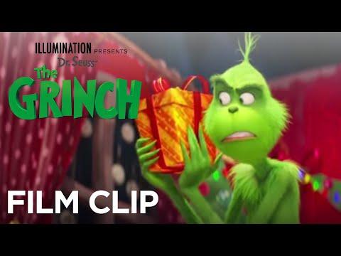 The Grinch   The Grinch Tells Fred   Film Clip   Own it on 4K, Blu-ray, DVD & Digital
