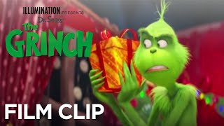 """The Grinch   """"The Grinch Tells Fred"""" Clip   Illumination"""