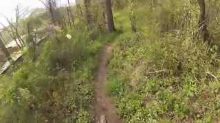 A short video of the Old Walnut Trail starting at the Butler Street trailhead.