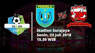 Live Streaming Liga 1 Indonesia Persela Lamongan Vs Madura United Pukul 15.30 WIB