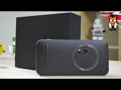 ASUS Zenfone Zoom Unboxing & Hands On