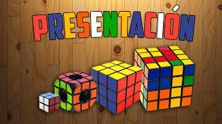 Mi pequeña colección de cubos | Presentación del canal | Español