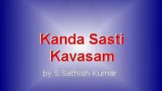 kanda sashti kavasam with lyrics in english - TH-Clip