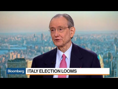 Bill Rhodes Warns of Possible Italian Exit From EU After Election