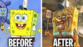 The Evolution of Nickelodeon