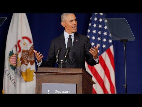 ΗΠΑ: Ο Ομπάμα ξεσπάθωσε εναντίον του Τραμπ