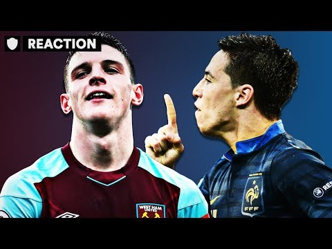 DECLAN RICE'S CONTRACT OR NASRI - WHAT SHOULD WEST HAM DO?  | FAN REACTION
