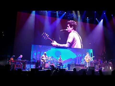 John Mayer Carry Me Away live San Diego Viejas Arena 9/11/19