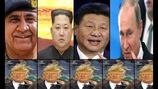 Trumps North Korean And Iranian Deal - Igniting Chaos: China and Pakistan On Alert