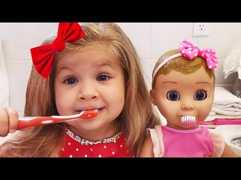 Diana Little Mommy for Baby doll Emili