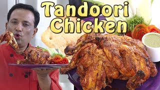 Tandoori Chicken Restaurant style With Vahchef