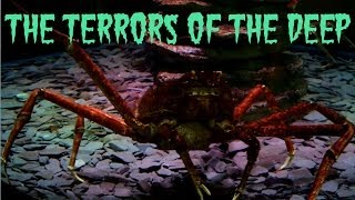 Many A True Nerd visits the London Aquarium - The Terrors of the Deep