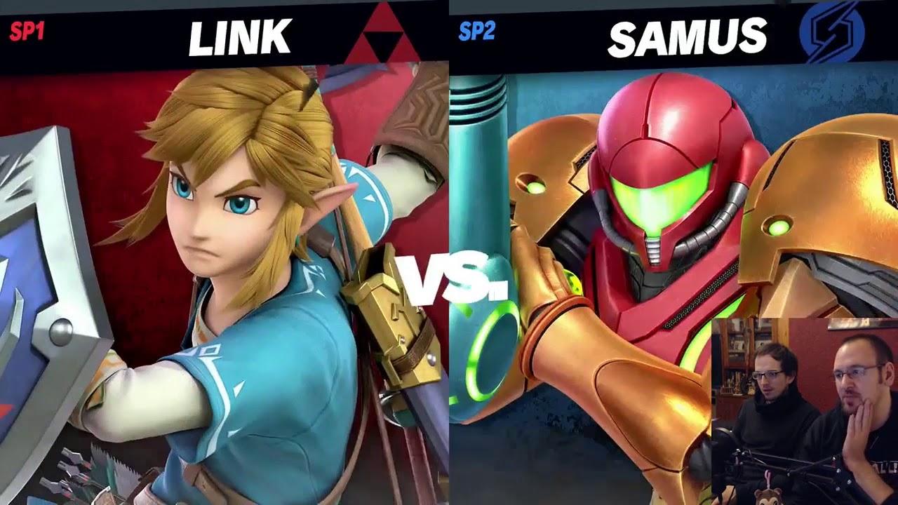 Super Smash Bros. Ultimate – Part 01: Mik Vs. Renton
