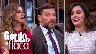 Julián Gil, Clarissa y Lili no se ponen de acuerdo sobre si se debe devolver el anillo | GYF